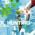 Cool Hunting print ad