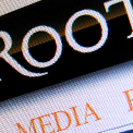 The Root website design